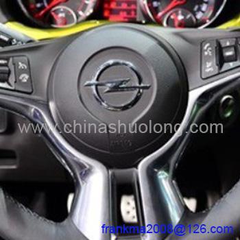 opel adam volant airbag couvre