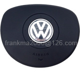 volkswagen polo 2007 volante cubierta srs airbag